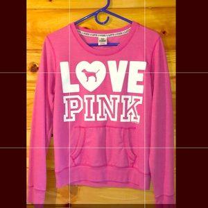 Victoria Secret Pink sweatshirt size medium